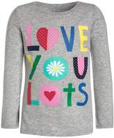 Carter's LOVE YOU LOTS Long sleeved top gray
