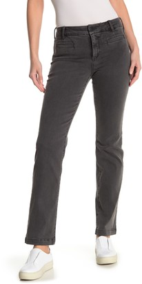 NYDJ Marilyn Tailored Straight Jeans