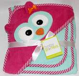 Baby Starters Hooded Bath Towel and Washcloth Set