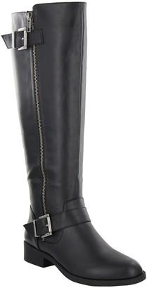 Mia Cascaded Buckle Boot
