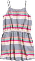 Roxy Striped Dress 8-16 Years