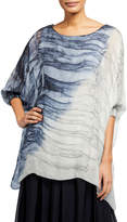 Cold Tie-Dye Tunic