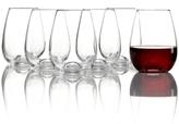 Lenox Tuscany Stemless Wine Glasses 6 Piece Value Set