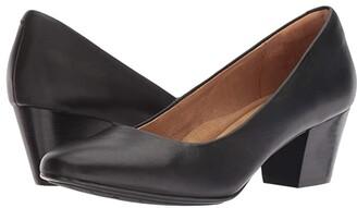 Sofft Lindon (Black Swank) High Heels