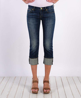Henry & Belle Weathered The Henry Denim Crop Pants