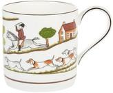 Wedgwood Hunting Scene Mug