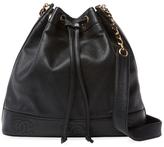 Chanel Black Caviar 3 CC Bucket