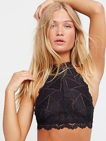 Moonstruck High Neck Halter Bralette by Intimately at Free People