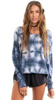 Saltwater Luxe - Wildest Dream Pullover Tie Dye