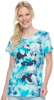 Disney's Minnie Mouse Women's Graphic Tee by Family Fun