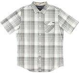 O'Neill Men's Emporium Plaid Short Sleeve Shirt