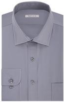 Van Heusen Big & Tall Regular-Fit Flex Collar Pincord Wrinkle-Free Dress Shirt