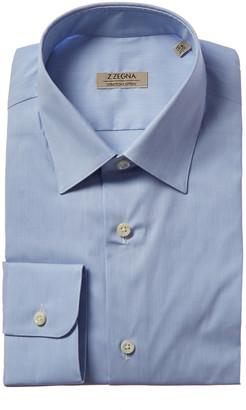 Ermenegildo Zegna Stretch Slim Fit Dress Shirt