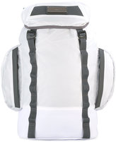 adidas by Stella McCartney multi-pocket backpack - women - Polyester - One Size