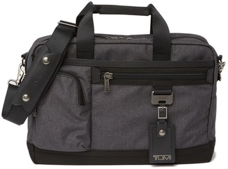 Tumi Carr Commuter Expansion Top Zip Briefcase