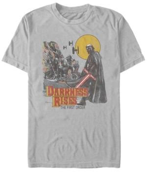 Star Wars Men's Episode Ix First Order Darkness Rises T-shirt