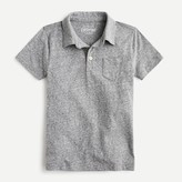 J.Crew Boys' short-sleeve polo shirt in the softest jersey