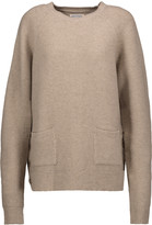 Chinti and Parker Garter wool and cashmere-blend sweater