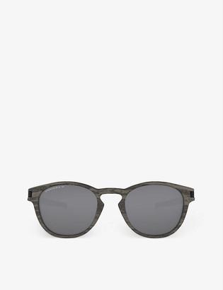 Oakley OO9265 Latch PRIZM round-frame sunglasses