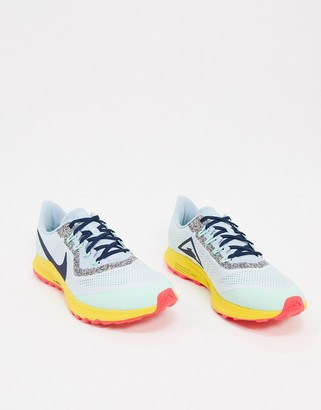 Nike Running Air Zoom Pegasus trail sneakers in multi