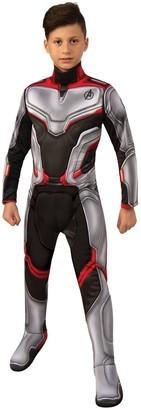 The Avengers Avengers 4 Deluxe Child Team Suit