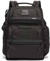 Tumi multi pocketed backpack