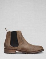 Belstaff Lancaster Short Boots Black
