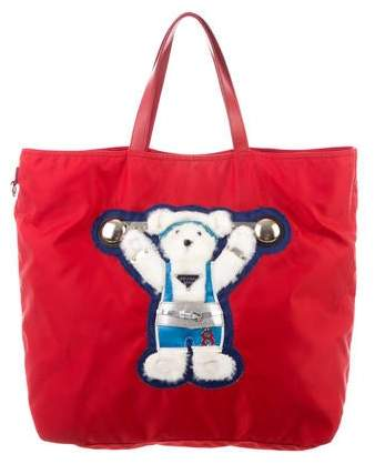 67d6b36ace44 Teddy Bear Bag - ShopStyle