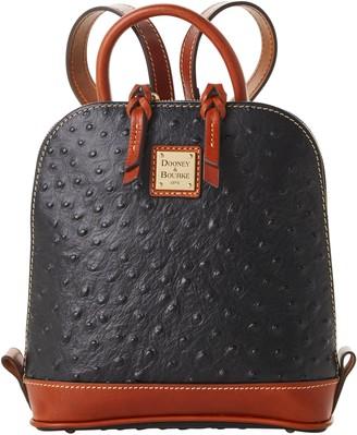 Dooney & BourkeDooney & Bourke Ostrich Small Zip Pod Backpack