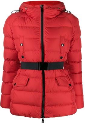 Moncler Clion belted jacket