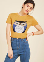 ModCloth Says Hoot? Sweater in M