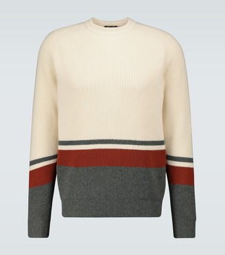 Loro Piana Lexington baby cashmere sweater