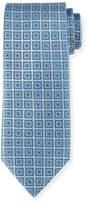Charvet Box Neat Silk Tie