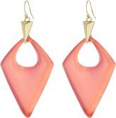 Alexis Bittar Pointed Pyramid Drop Earrings Earring