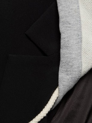 Cinq à Sept Khloe Hooded Blazer Jacket