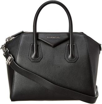 Givenchy Antigona Small Leather Satchel