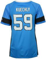 Majestic Women's Luke Kuechly Carolina Panthers 2017 Draft Him T-Shirt