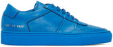 Common Projects Blue Bball Sneakers