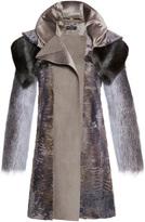 Salvatore Ferragamo Fur Coat