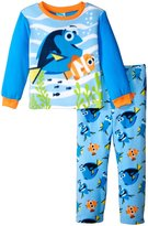"Disney Finding Dory Little Boys' Toddler ""Afternoon Swim"" 2-Piece Pajamas - , 4t"