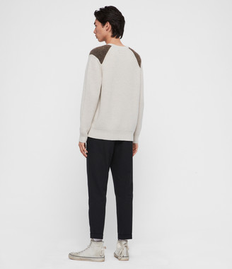 AllSaints Falter Crew Sweater