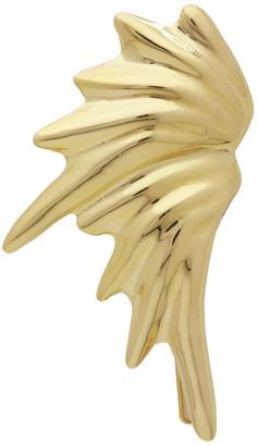 Mounser Gold Spill Barette