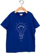 Paul Smith Boys' Light Bulb Print T-Shirt