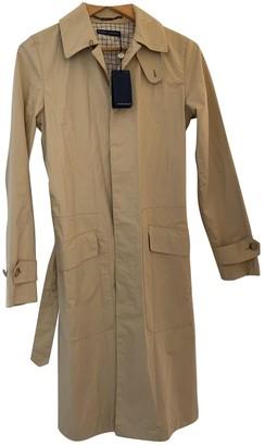 Ralph Lauren Camel Cotton Coat for Women