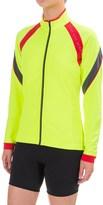 Gore Bike Wear Power 2.0 Thermo Cycling Jersey - Full Zip, Long Sleeve (For Women)