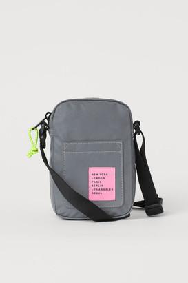 H&M Reflective shoulder bag