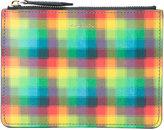 Paul Smith pixel effect zip pouch