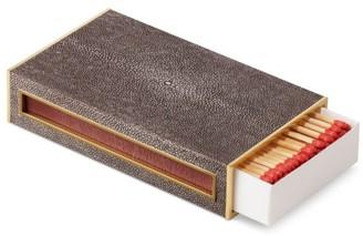 AERIN Oversized Shagreen Match Box