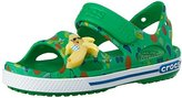 Crocs Crocband II Banana Light Up Sandal (Toddler/Little Kid)