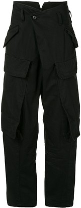 Julius Drop Crotch Jeans